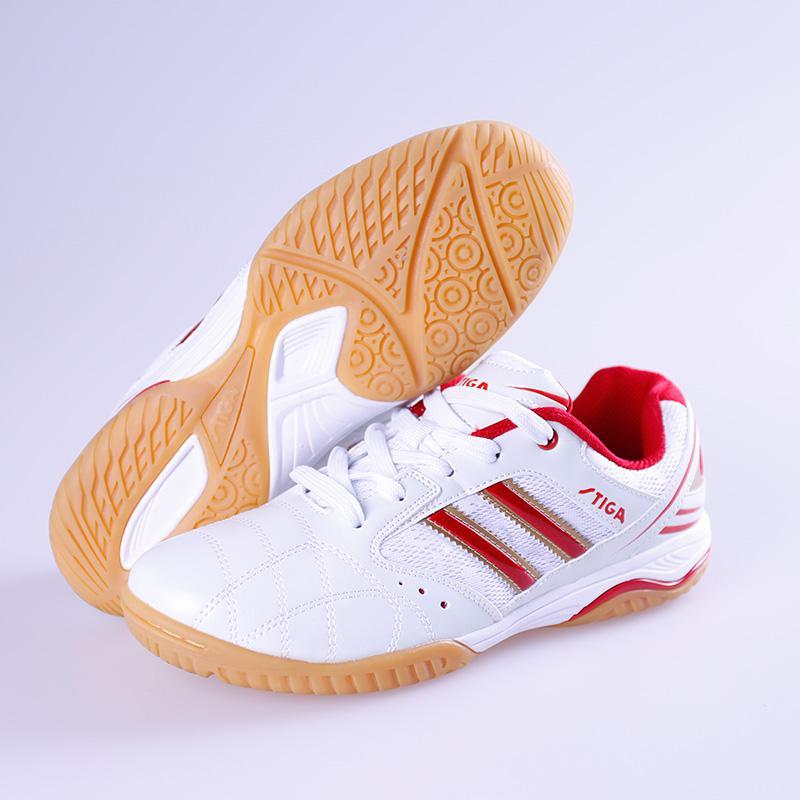 Stiga/Обувь для настольного тенниса; Домашние спортивные мужские и женские нескользящие дышащие кроссовки; устойчивые кроссовки; Zapatillas Deportivas Mujer - Цвет: CS2541
