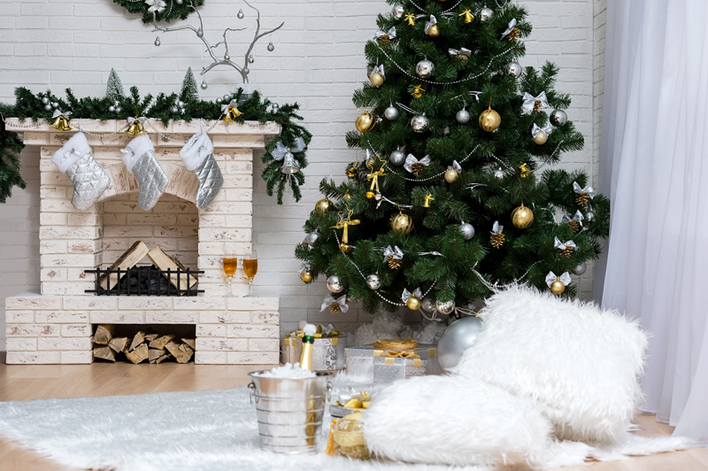 Thin Art fabric photography backdrops photo studio photographic background for children indoor christmas tree backdrop XT-3536 photography backdrops christmas indoor christmas atmosphere 5x7ft 1 5x2 2m studio photo backdrop zj