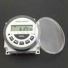 Подключение, простое водонепроницаемой в, дней программируемый многоцелевой крышкой выход таймер переключатель