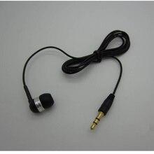 3,5 мм односторонние моно наушники в ухо наушник гарнитура для телефона MP3