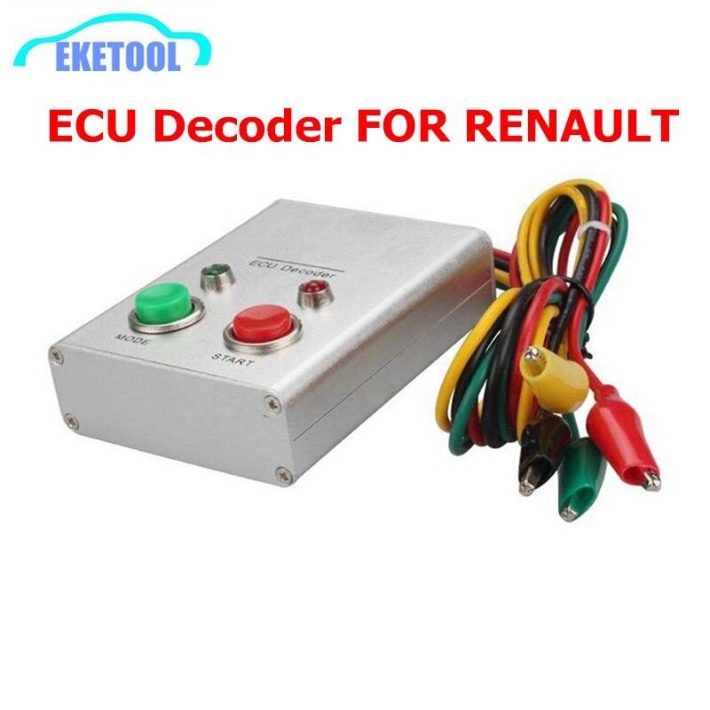 ECU DECODER For Renault Engine Immobilizer System Universal OBD2 ECU Programmer For Renault ECU Decoding For Petrol Diesel