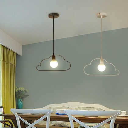 Простая железная люстра, спальня, гостиная, современный ресторан, балкон лестница, прохода, бар коридор, лампа