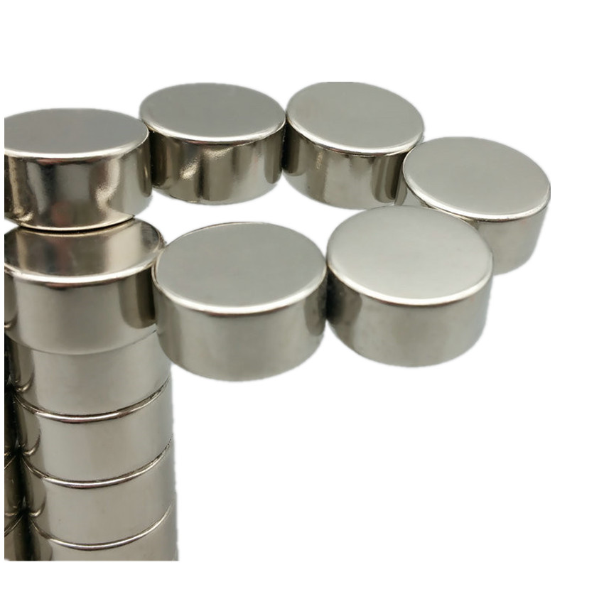Diametrically NdFeB Magnet Disc Dia. 20x10 mm N42H High Temp. Strong Neodymium Rare Earth Permanent Magnets 6600 Gauss 5-1000pcs 1000pcs dia 5mmx2mm 5x2 d5 2 d5 2mm 5x2mm 5 2 neodymium ndfeb rare earth permanent cylinder magnet for diy