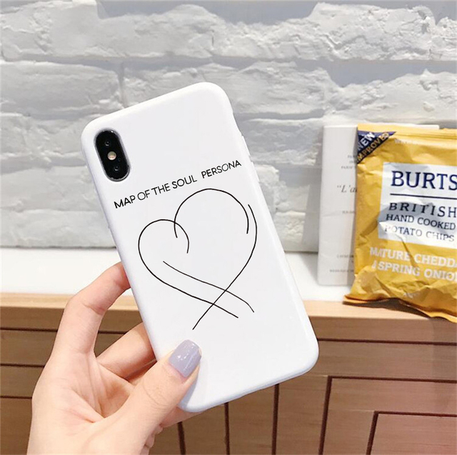 MAP OF THE SOUL PERSONA IPHONE CASE (21 VARIAN)