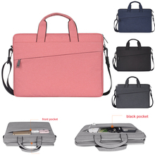 13 14 15.4 15.6 Shoulder Messenger Handbag Notebook Laptop Sleeve Bag Case For Xiaomi Acer Dell HP Asus Lenovo Macbook Pro Air