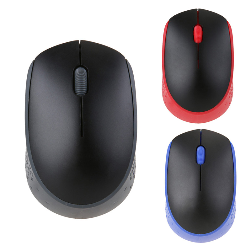 New Arrival 2.4GHz Wireless Optical Mouse1600DPI Gaming Mouse Mice For Laptop Desktop