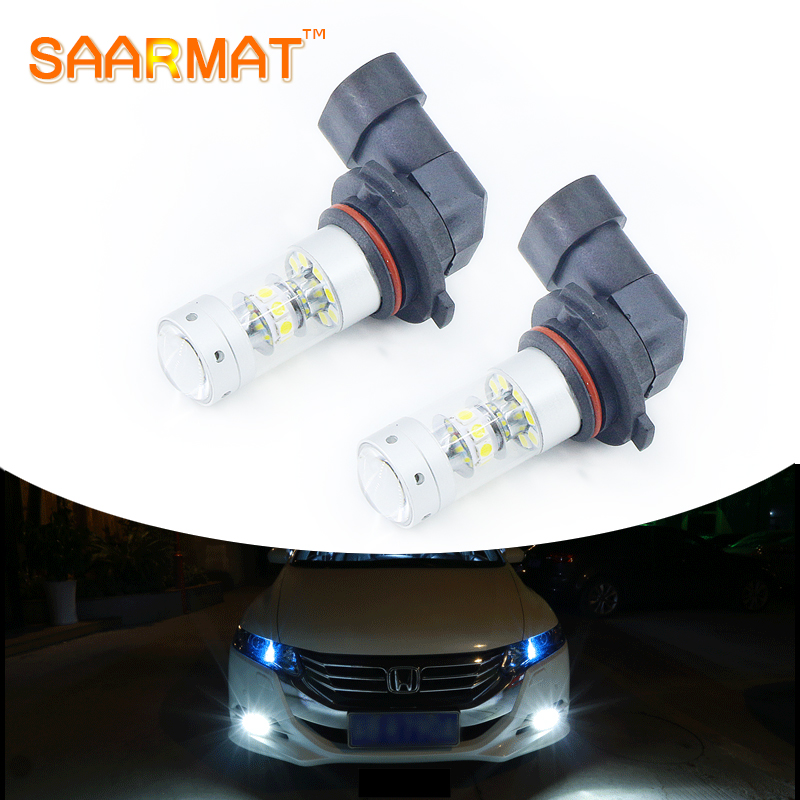 В 2x canbus нет ошибка 9005 НВ3 ДХО 140w с чипами Samsung LED автомобильные лампы Противотуманные фары дневного света для Mazda3 модели Mazda6 Мазда СХ-5
