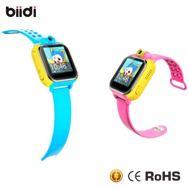 Alta qualidade Andriod5.1 Inteligente relógio bebê 3G GPRS WIFI GPS Localizador Rastreador alarme Anti-Perdido Do Bebê Assistir Com HD Câmera de 2MP