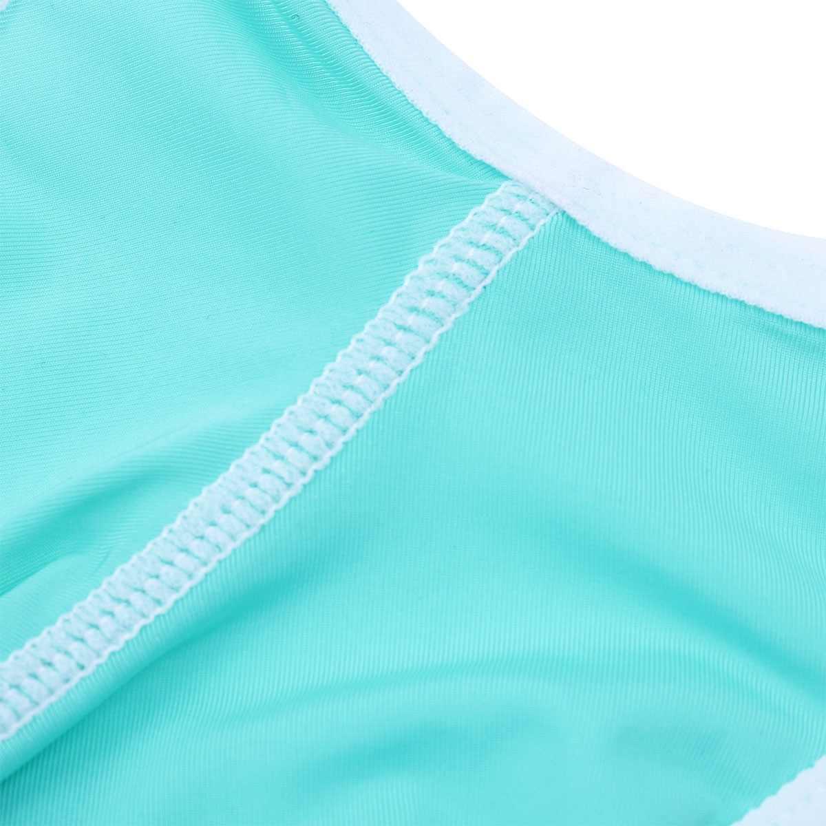ملابس سباحة للرجال ملابس داخلية للمثليين سراويل بيكيني قصيرة ملابس داخلية مثيرة مفتوحة طويلة الغمد الانتفاخ الحقيبة سراويل داخلية للذكور
