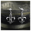 Handmade Jewelry.Genuine Antique Tai 925 Sterling Silver Special Hearts Dangle Earrings Women Accessories Plata Aretes