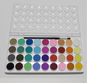 28 36 colours Watercolour Paints set / Transparent solid watercolor cakes