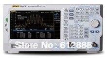 Rigol DSA815 TG dijital spektrum analizörü takip jeneratör ile
