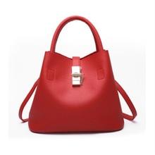 Famous Brand Fashion Candy Women Bags Mobile Messenger Ladies Handbag PU Leather High Quality Diagonal Cross Buns