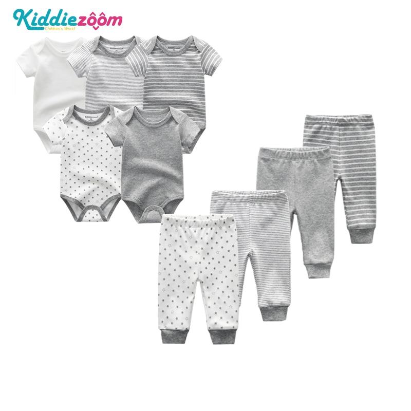 Baby Girl Boy Clothes Ropa Bebe Designer Newborn Baby Boy Clothes Sets 100% Cotton Infant Girl Ropa Bebe Pants Toddler Clothing