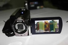 Digital Video Camera 1080P Full HD Camcorder 16X Digital Zoom 16MP HDV-603 External Lithium Battery 3″ Display