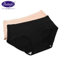Pants Suit Ultra Thin Breathable Ladies Panty Ice Silk Fabric Seamless Sexy Underwear Crotch 100 Bamboo