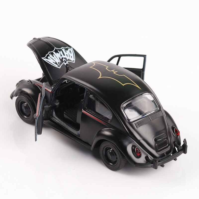 High-simulation-car136-scale-alloy-pull-back-Batman-BeetleCollection-metal-model-toysfree-shipping-2