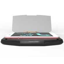 Universal Mobile Phone GPS Navigation HUD Bracket Head Up Display For Smart for iPhone Phone Car Stand Folding Holder CY1