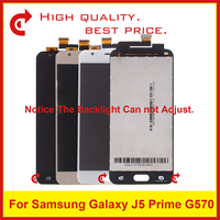 5.0 For Samsung Galaxy J5 Prime G570 G570F G570K G570L Full Lcd Display With Touch Screen Digitizer Panel Assembly Complete