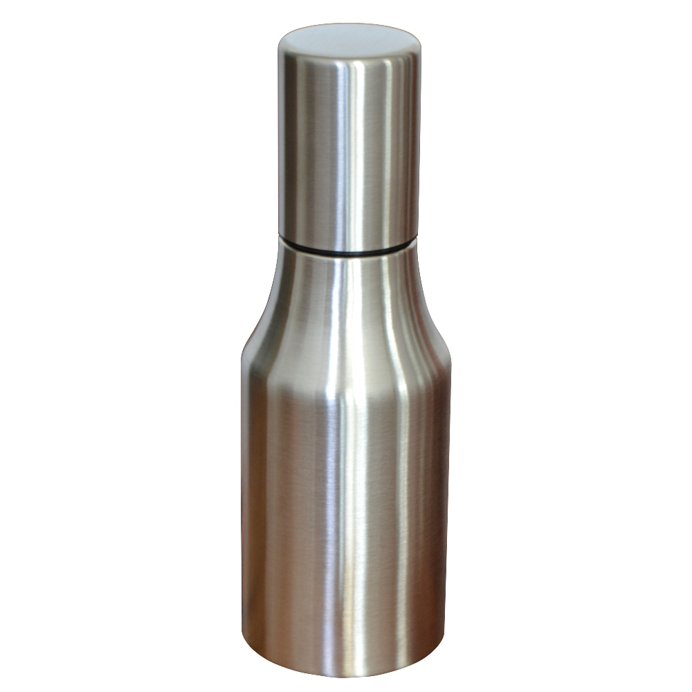 500ml Stainless Steel Leakproof Oil Pot Soy Sauce Vinegar Seasoning Spice Jar Kitchen Cooking Home Storage Organization Bottle