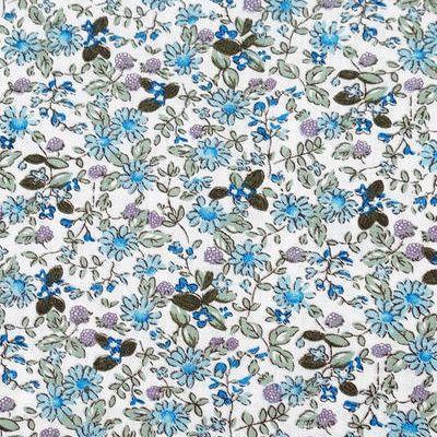 1 Pezzo Di Stoffa Tilda Floral100 % Cotone Fabic 150*50 Cm Patchwork Cucito Tessuto Per Trapunte Artigianali, Giocattoli Portafogli Pb144