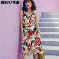 BOBOKATEER סקסי נשים שמלת קיץ כבוי כתף Boho חוף שמלת המפלגה רווה בוהמי גבירותיי שמלות Robe Femme זומר Meshmateriaal Jurk 2018