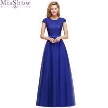 d953d1dde7 Royal Blue Bridesmaid Dress Long Promotion-Shop for Promotional ...