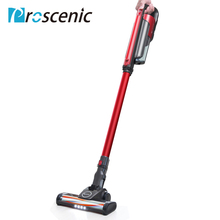 Proscenic I7 Wireless Vacuum Cleaner Led Light Portable Handheld Cordless Stick Vacuum 2 in 1 Dust Collector Aspirator 16000PA цена и фото