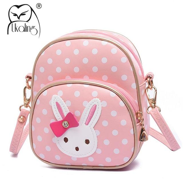 910dfc0f2971 UKQLING Designer Crossbody Bag Small Shoulder Bag for Womens Polka Dot Handbags  Small Messenger Bags for Girls Woman Bow Handbag