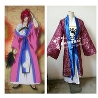2016 Magi The Labyrinth of Magic Koumei Ren Cosplay Costume