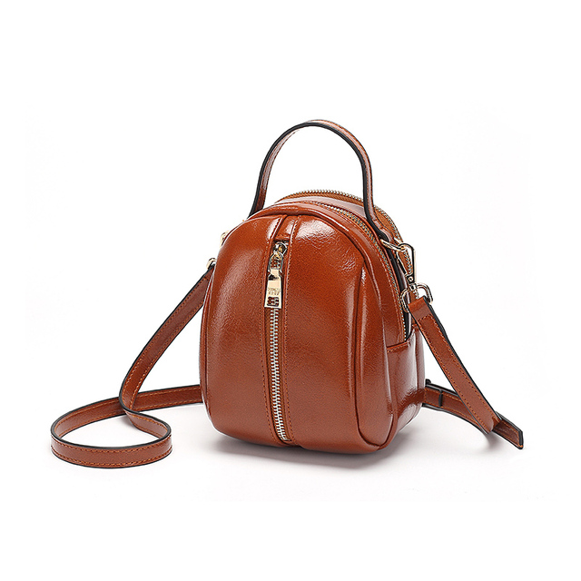 9c1f95c56867e Kobieta torebki małe skórzane messenger torby kobiety Crossbody torba na  ramię mody skrzynki kobiet uczeń czarny