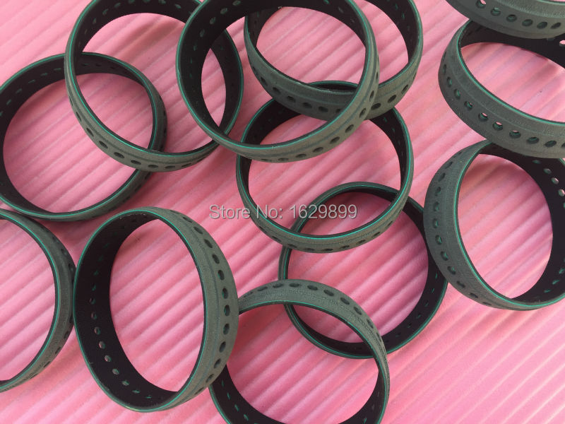 6 pieces free shipping M2 015 843F M2 015 871 Suction belt for SM74 PM74 CD74