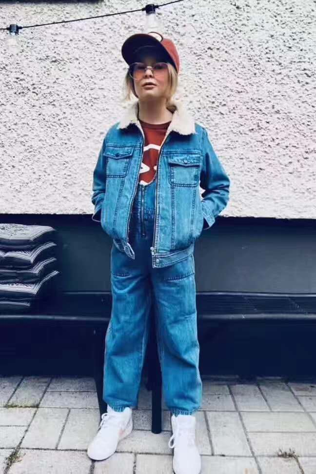 Kids Jackets T-shirts Wynken Face Trench Coat Children Clothing Zipper Baby Girls Sweatshirt Boys Clothes Outerwear 2021 Winter 3