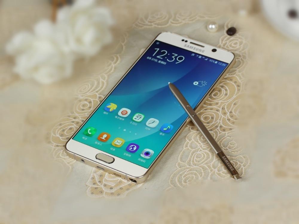 Original Samsung Galaxy Note 5 N920A/T Octa Core 5 7Inch 4GB