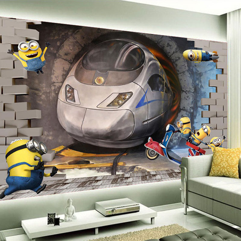 popular train wall murals buy cheap train wall murals lots