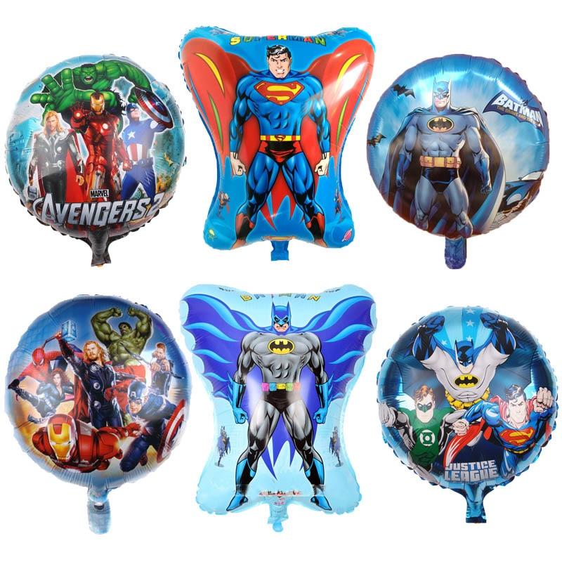 "Spiderman Superhero Marvel Foil Balloon Helium Party Birthday 30/"" large"