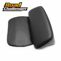 Parts Tour Pak Backrest Pillow Pad Leather Motorcycle For Harley Touring Road King Glide 2014 2015 2016 2017 2018