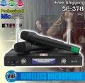 Профессиональные УКВ Беспроводная Микрофонная Система Микрофон Для Этап КТВ Микрофон Сем Фио Microfono Караоке PC Микрофон Майк Компьютер DJ