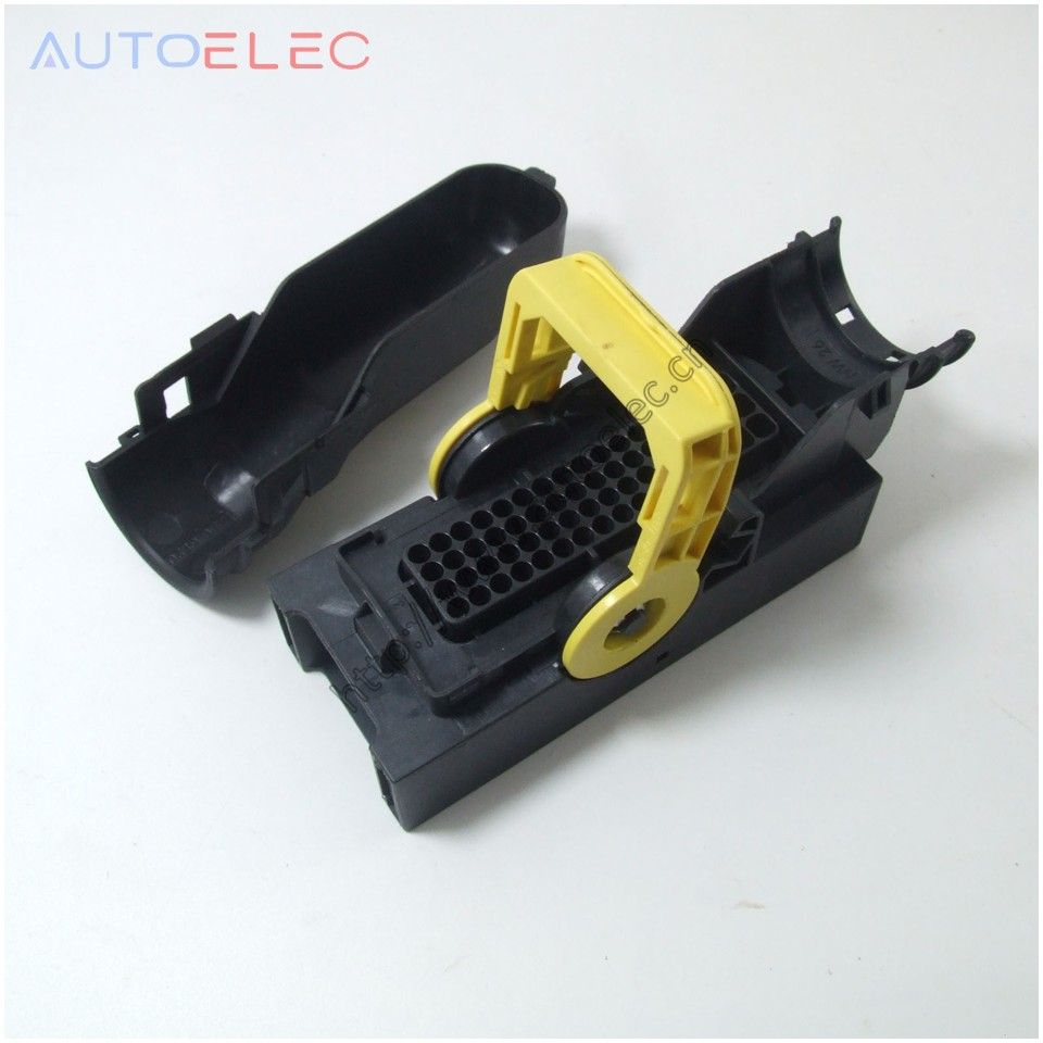 100Kits 62P MCP AMP 1.5K AMP MCP 2.8 REC SEALED AMP MCP 1.5K Automotive auto ecu connectors 1-1418883-1 for CAR ECU TE TYCO AMP 3502075 ecu decoder for renault silver
