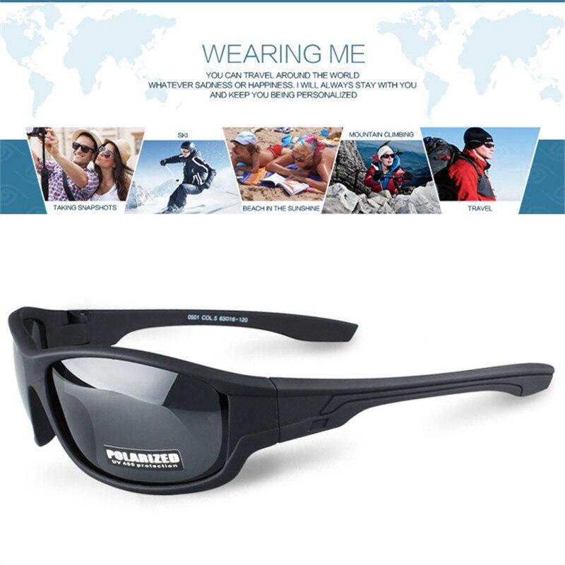 Fashion High-End Atmospheric Polarized Sunglassess