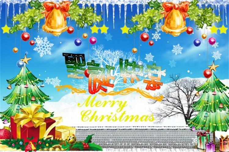 Nova decoração de natal natal papai noel