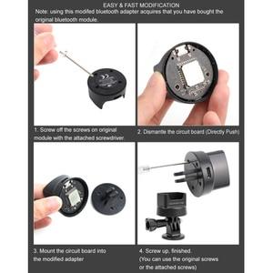 Image 5 - Zaktualizowane Bluetooth bezprzewodowy Adapter modułu dla DJI OSMO kieszeń kardana ręczna kamera bezprzewodowa Bluetooth do montażu na Adapter do gopro