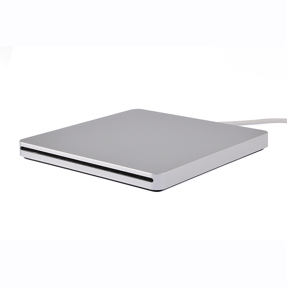 KuWFi  USB 3.0 External Slot In Load CD DVD RW Optical Drive Burner Superdrive For Laptop PC Macbook