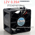 1611KL-04W-B59 4028 12 V 0.39A 4 CM ventilador de refrigeración del servidor