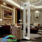 Brushed stainless steel door handle square tube glass Door Handles Hardware barn door handles wooden door