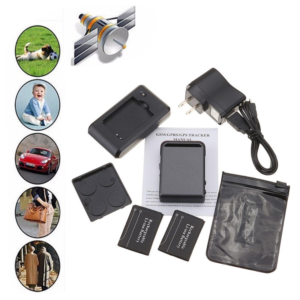 GPS Locator Vehicle GSM TK102B Car Mini Realtime Online GSM GPRS Tracking Device Locator GPS Tracker TK 102 for Kids Cars Pet