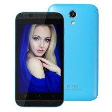 Ipro волна 4.0 дюймов смартфон Celular Android 4.4 MTK6572 Dual Core 4 г Встроенная память GSM/WCDMA открыл мобильный телефон dual SIM 3 г телефона