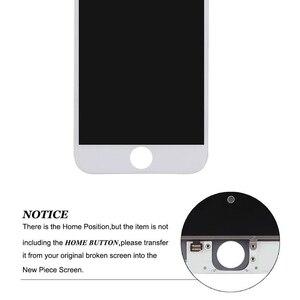 Image 3 - 黒/白アセンブリ Lcd ディスプレイ iphone 6s AAA 品質のための Iphone 6 7 5s デッドピクセルとギフト