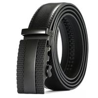 Men's   Belt   Genuine Leather Strap Male   Belt   Luxury Automatic   belts   for men   Belts     Cummerbunds   Ceinture Homme cinturon hombre
