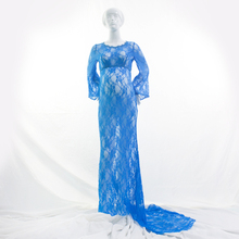 Maternity photography Props Lace Maxi